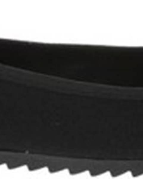 Černé baleríny tommy hilfiger