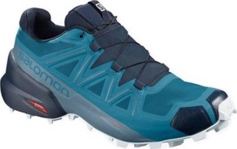Salomon Salomon Fitness boty Speedcross 5 Modrá
