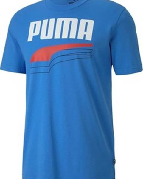 Hnědé tričko puma