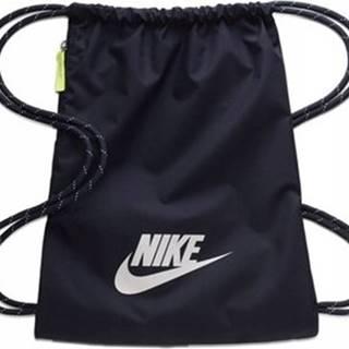 Nike Zkrácené kalhoty 7/8 a ¾ Heritage Černá