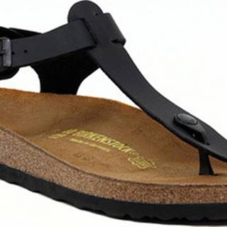 Birkenstock Sandály KAIRO BLACK CALZ N ruznobarevne