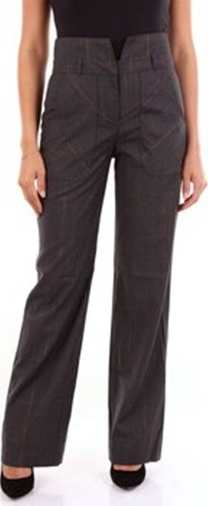Lorena Antoniazzi Lorena Antoniazzi Oblekové kalhoty LP36PA353053 ruznobarevne