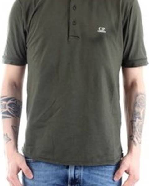 Zelené tričko C.p. Company
