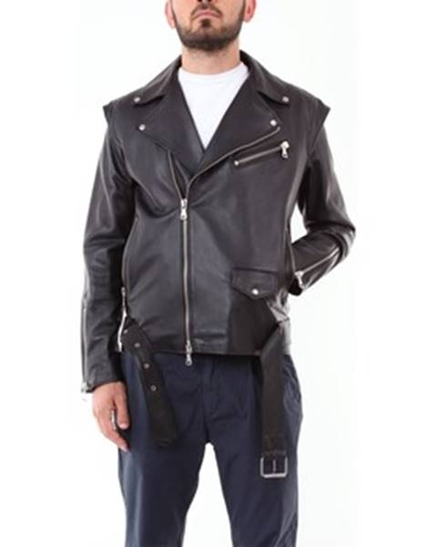 Černá bunda Omc