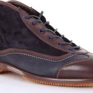 Botti 1913 Kotníkové boty 1018118I18 ruznobarevne