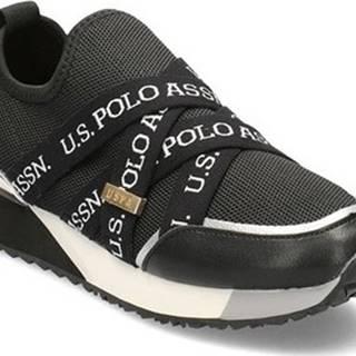U.S Polo Assn. Tenisky Frida Černá