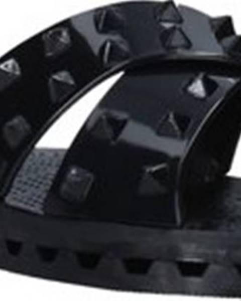 Černé sandály Sensi