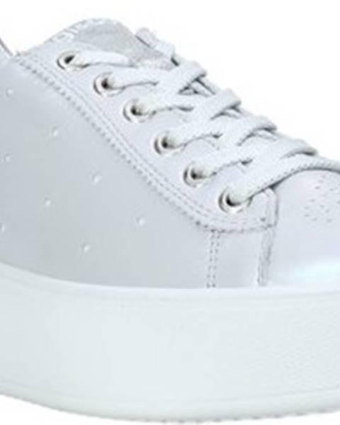 Stříbrné tenisky Igi&co