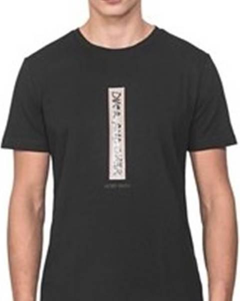 Černé tričko Antony Morato