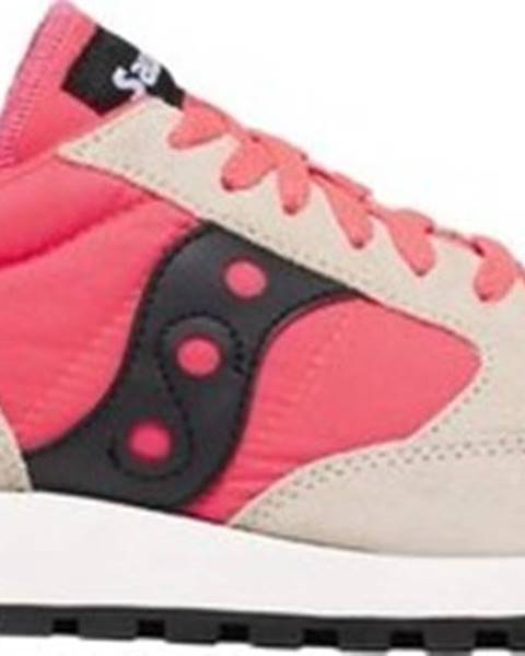 Růžové tenisky Saucony