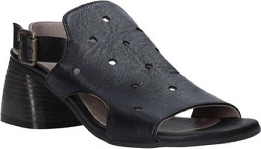 Bueno Shoes Bueno Shoes Sandály 9L3902 Černá
