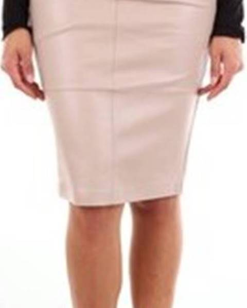 Béžová sukně MANILA GRACE