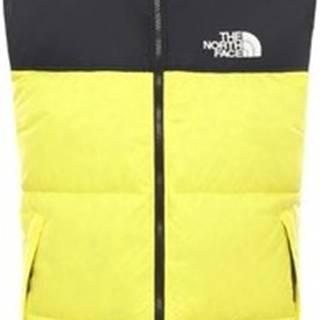 The North Face Prošívané bundy - Žlutá