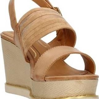 Crocs Sandály 206121 Modrá