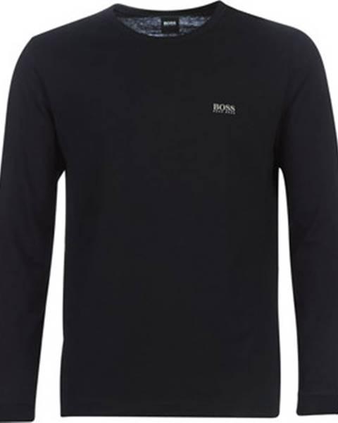 Černé tričko BOSS