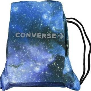 Converse Batohy Galaxy Cinch Bag Modrá