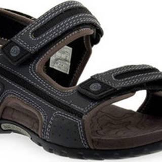 Merrell Sportovní sandály SANDSPUR OAK M BLACK Černá