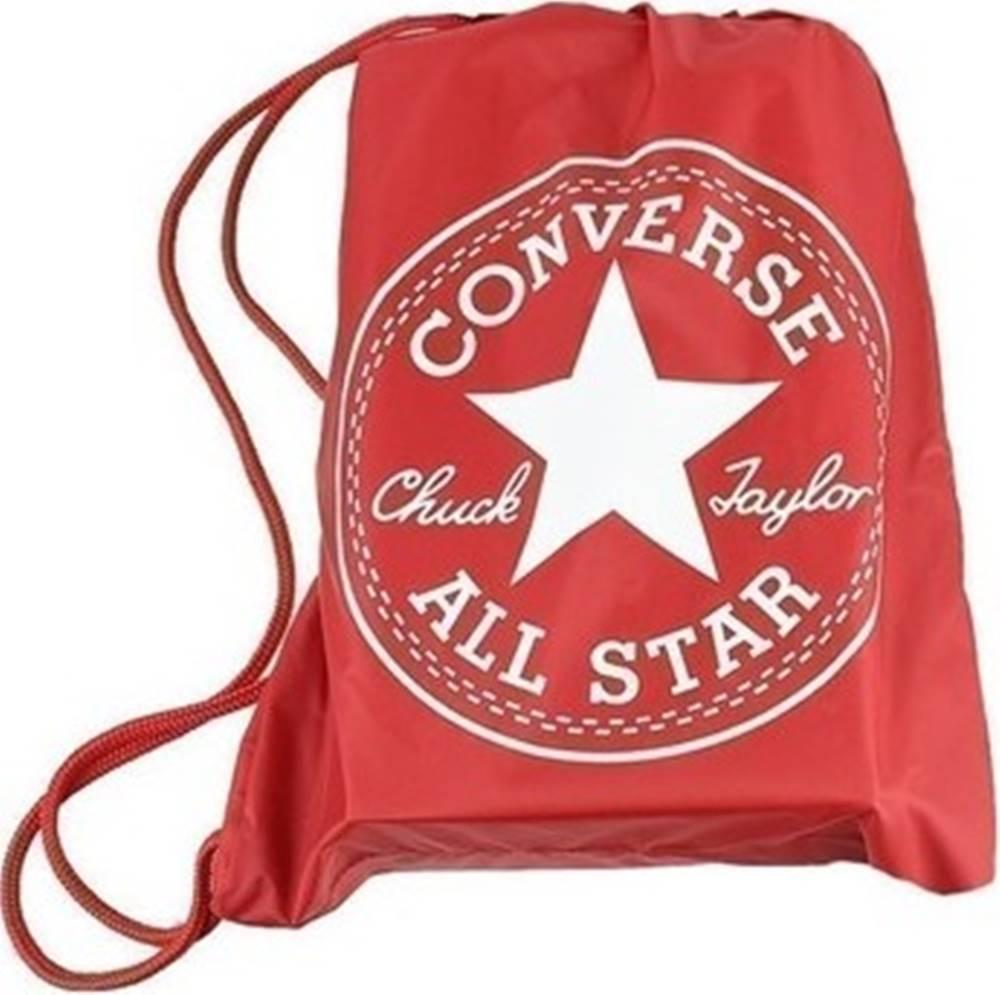 converse Converse Batohy Cinch Bag Červená