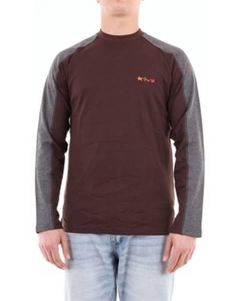 Hnědé tričko Jc De Castelbajac