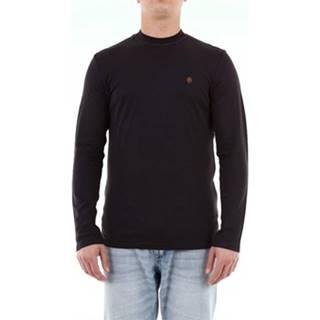 Jc De Castelbajac Trička s dlouhými rukávy 59127845 Černá