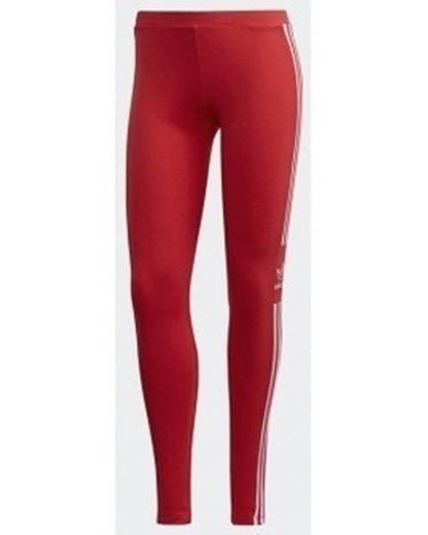 Červené kalhoty adidas