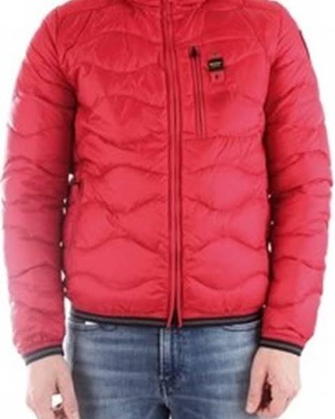 Červená bunda Blauer