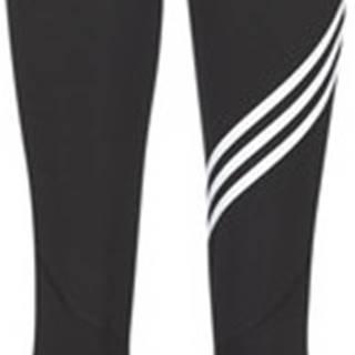 adidas Legíny / Punčochové kalhoty RUN IT TIGHT Černá