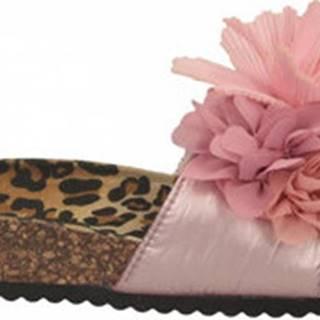 Colors of California Dřeváky BIO MAXI FLOWER Růžová