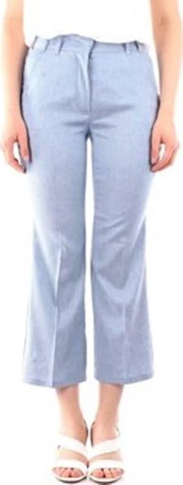 Marella Marella Ležérní kalhoty ABISSI_21 Modrá