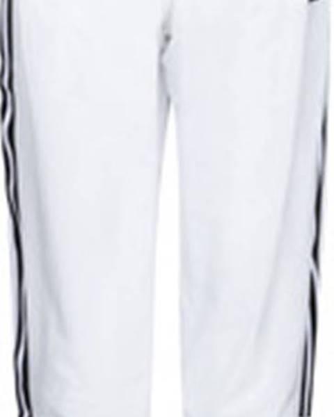 Bílé tepláky adidas