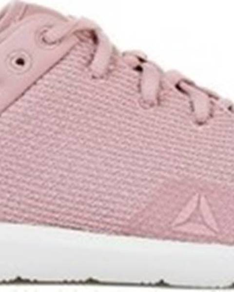 Růžové tenisky Reebok Sport
