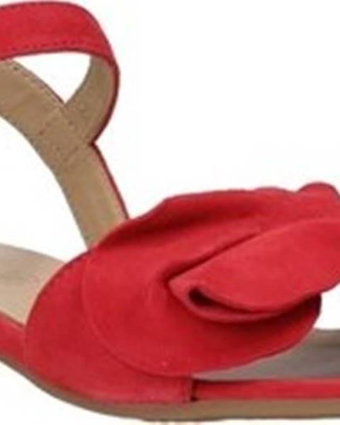 Červené sandály Igi&co