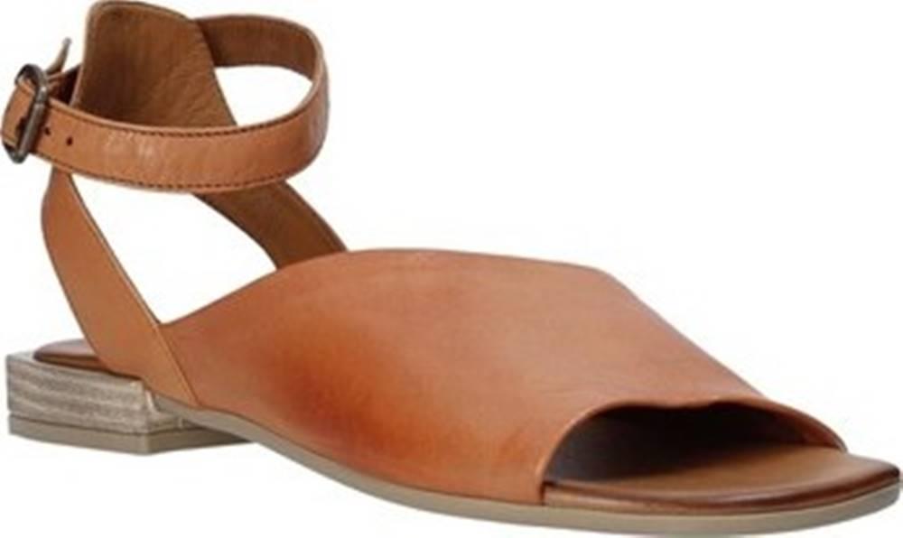 Bueno Shoes Bueno Shoes Sandály Q5602 Hnědá