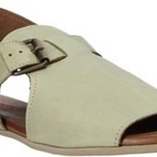 Bueno Shoes Sandály 9L2700 Zelená