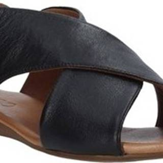 Bueno Shoes Sandály L2408 Černá