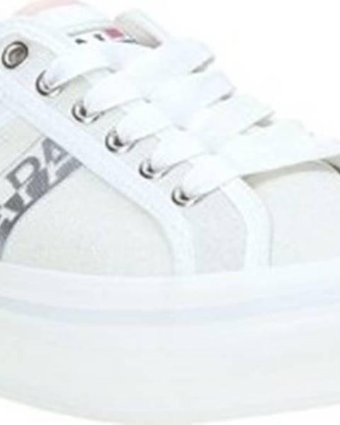 Bílé tenisky Napapijri