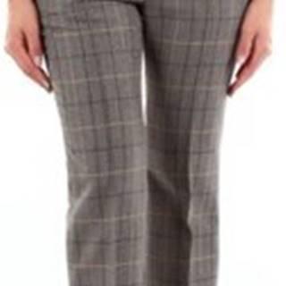 Plan C Oblekové kalhoty PNCAA06L00TP021 ruznobarevne