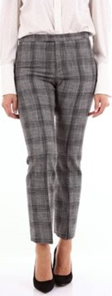 Isabel Marant Isabel Marant Oblekové kalhoty 19APA143419A011I ruznobarevne