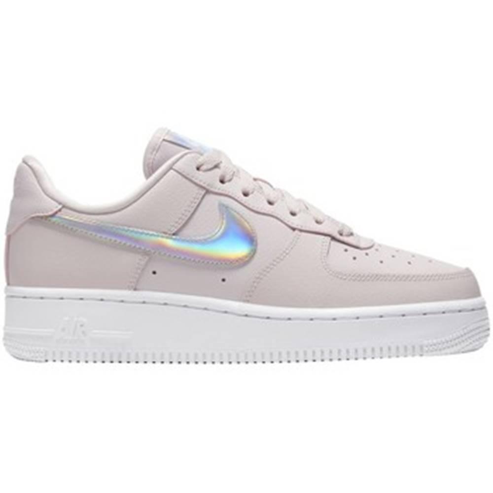 nike Nike Tenisky Wmns Air Force 1 07 Essential Růžová