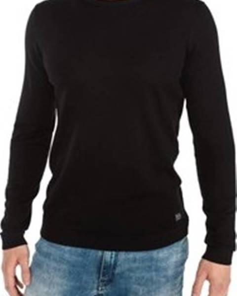 Černý svetr Premium by Jack & Jones