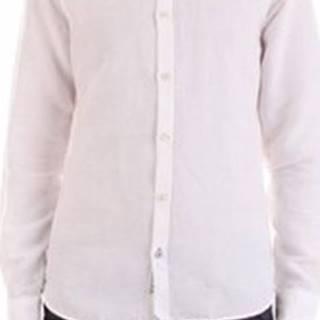 Fred Mello Košile s dlouhymi rukáv FM20S23CU Bílá