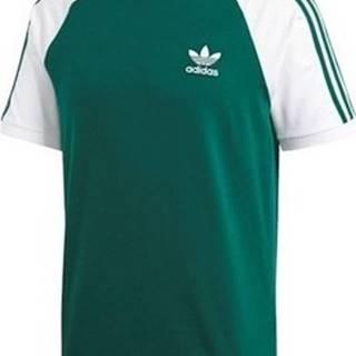 adidas Trička s krátkým rukávem 3 Stripes Tee ruznobarevne