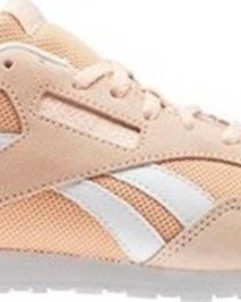Oranžové tenisky Reebok Sport