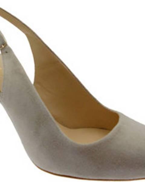 Béžové boty Melluso