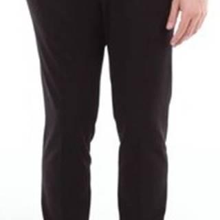 Oblekové kalhoty A2082011549 Černá