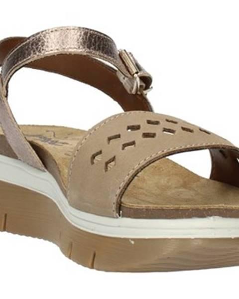 Béžové sandály IMAC