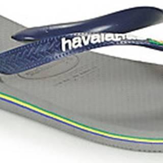 Havaianas Žabky Brasil Logo