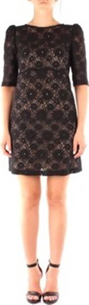 Marella Marella Krátké šaty CINA_21 Černá