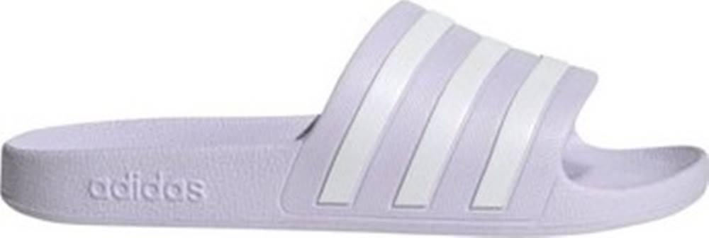 adidas adidas pantofle Adilette Aqua Fialová