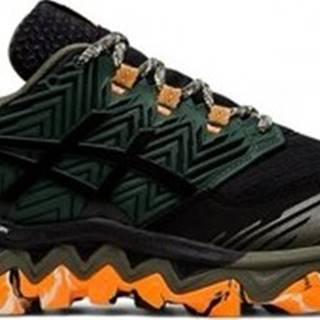 Asics Běžecké / Krosové boty - Zelená